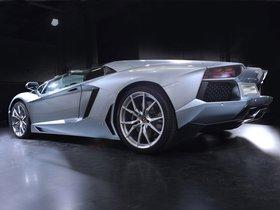 Ver foto 12 de Lamborghini Aventador LP700-4 Roadster 2013