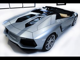 Ver foto 10 de Lamborghini Aventador LP700-4 Roadster 2013
