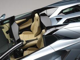 Ver foto 25 de Lamborghini Aventador LP700-4 Roadster 2013