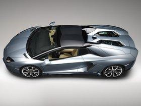 Ver foto 3 de Lamborghini Aventador LP700-4 Roadster 2013