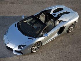 Ver foto 30 de Lamborghini Aventador LP700-4 Roadster 2013