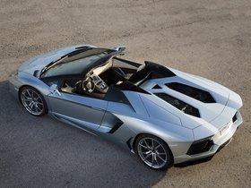 Ver foto 29 de Lamborghini Aventador LP700-4 Roadster 2013