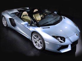 Ver foto 18 de Lamborghini Aventador LP700-4 Roadster 2013