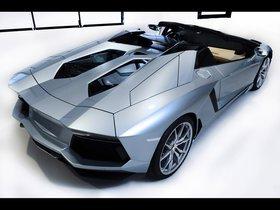 Ver foto 48 de Lamborghini Aventador LP700-4 Roadster 2013