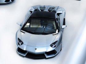 Ver foto 44 de Lamborghini Aventador LP700-4 Roadster 2013