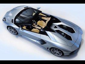 Ver foto 42 de Lamborghini Aventador LP700-4 Roadster 2013