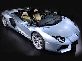 Ver foto 56 de Lamborghini Aventador LP700-4 Roadster 2013