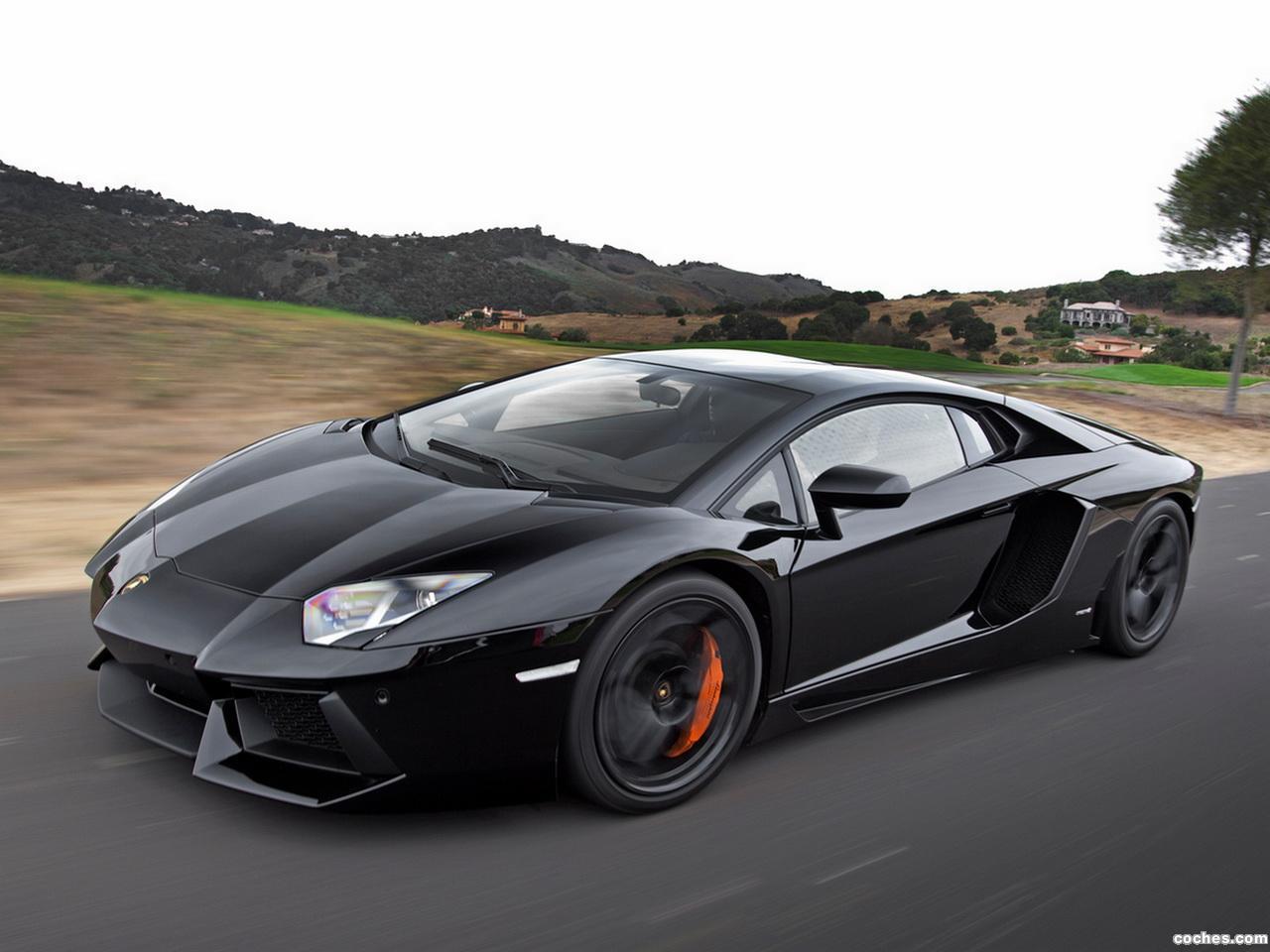 Foto 0 de Lamborghini Aventador LP700-4 USA 2011