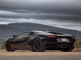 Ver foto 3 de Lamborghini Aventador LP700-4 USA 2011