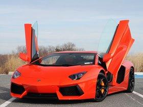 Ver foto 6 de Lamborghini Aventador LP700-4 USA 2011