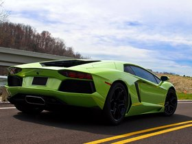 Ver foto 11 de Lamborghini Aventador LP700-4 USA 2011