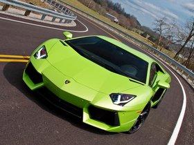 Ver foto 10 de Lamborghini Aventador LP700-4 USA 2011