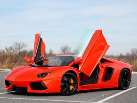 Ver foto 9 de Lamborghini Aventador LP700-4 USA 2011