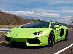Ver foto 16 de Lamborghini Aventador LP700-4 USA 2011