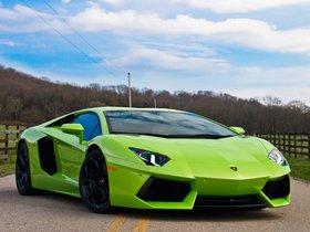 Ver foto 20 de Lamborghini Aventador LP700-4 USA 2011