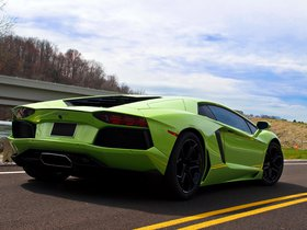 Ver foto 19 de Lamborghini Aventador LP700-4 USA 2011
