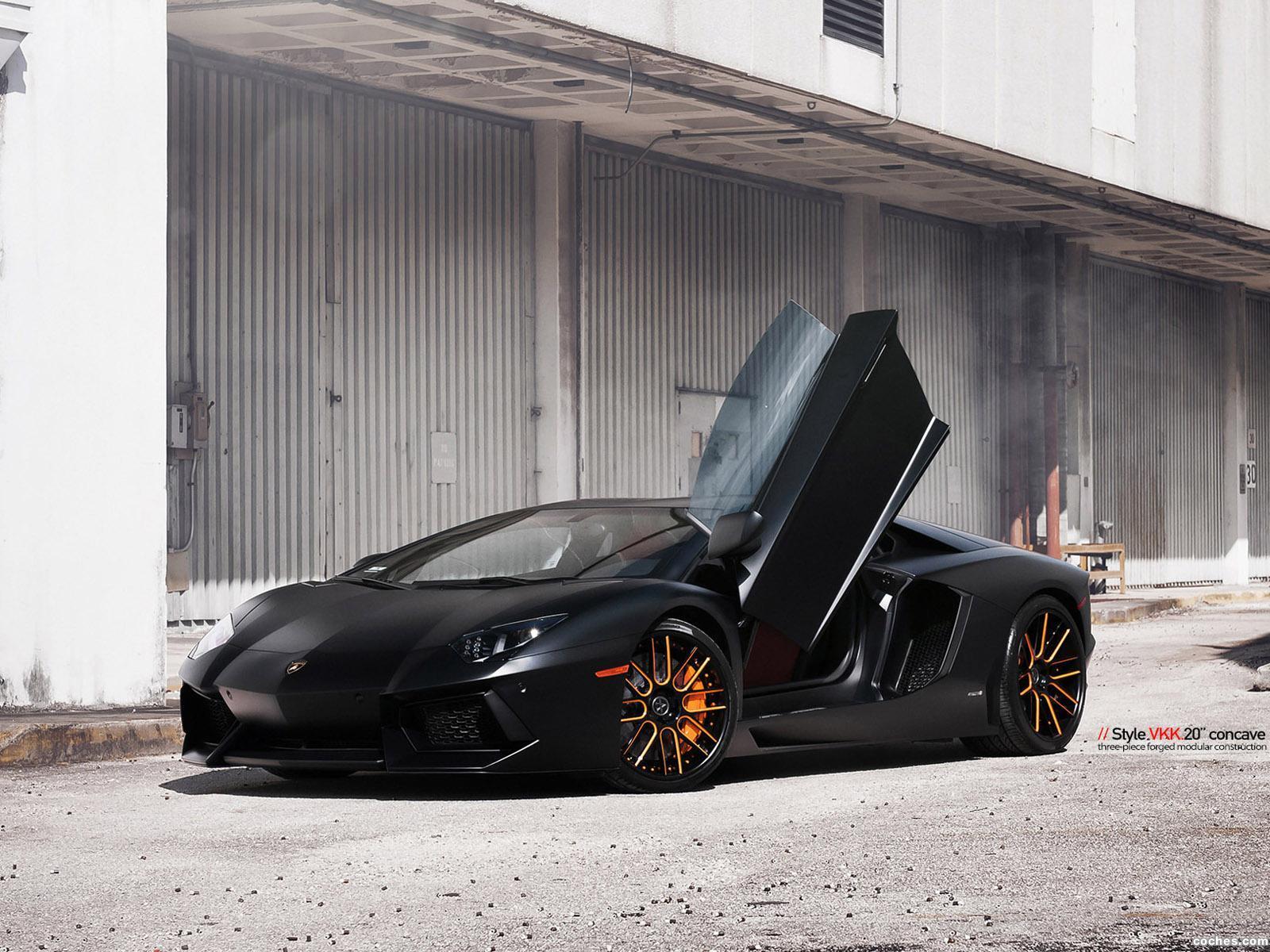 Foto 7 de Lamborghini Aventador LP700 Vellano Wheels 2012