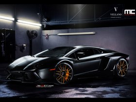 Ver foto 5 de Lamborghini Aventador LP700 Vellano Wheels 2012