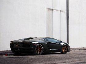 Ver foto 4 de Lamborghini Aventador LP700 Vellano Wheels 2012