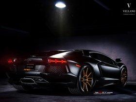 Ver foto 3 de Lamborghini Aventador LP700 Vellano Wheels 2012
