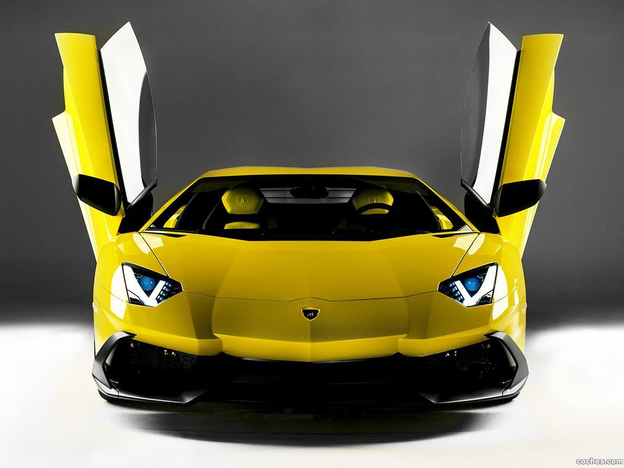 Foto 0 de Lamborghini Aventador LP720-4 50 Anniversario Edition 2013
