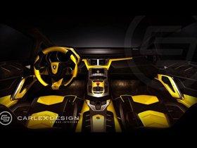 Ver foto 5 de Lamborghini Aventador LP720-4 Anniversario Carlex Design 2014