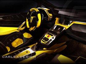 Ver foto 4 de Lamborghini Aventador LP720-4 Anniversario Carlex Design 2014