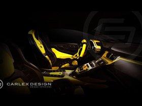 Ver foto 3 de Lamborghini Aventador LP720-4 Anniversario Carlex Design 2014