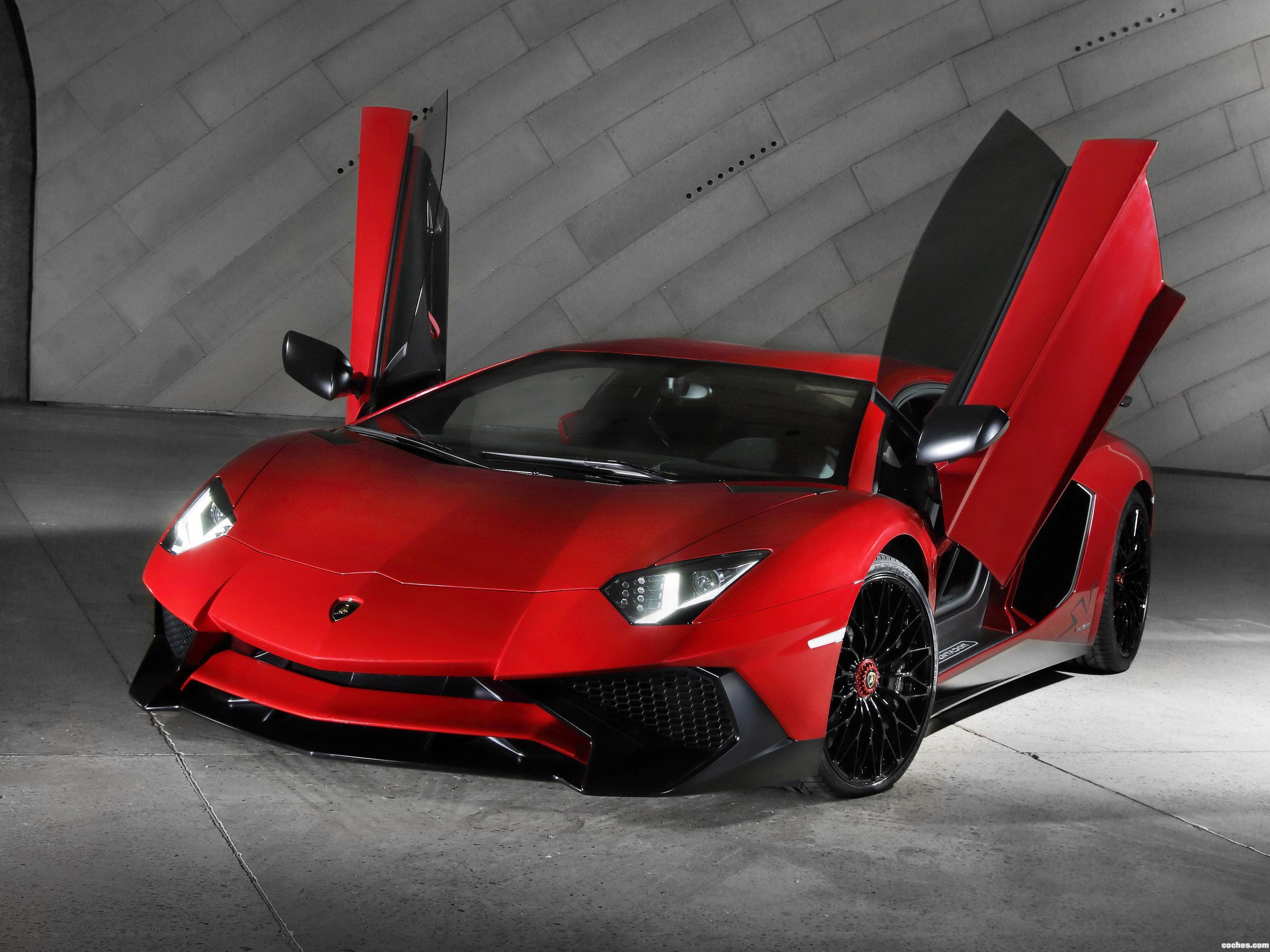 Foto 0 de Lamborghini Aventador LP750-4 SuperVeloce 2015