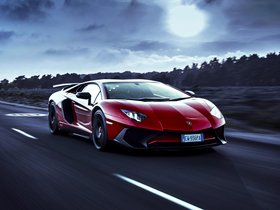 Fotos de Lamborghini Aventador LP750-4 Superveloce UK 2015