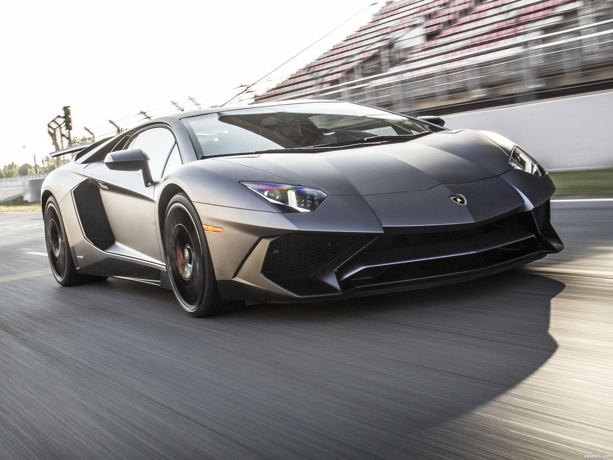 Foto 8 de Lamborghini Aventador LP750-4 Superveloce USA 2015