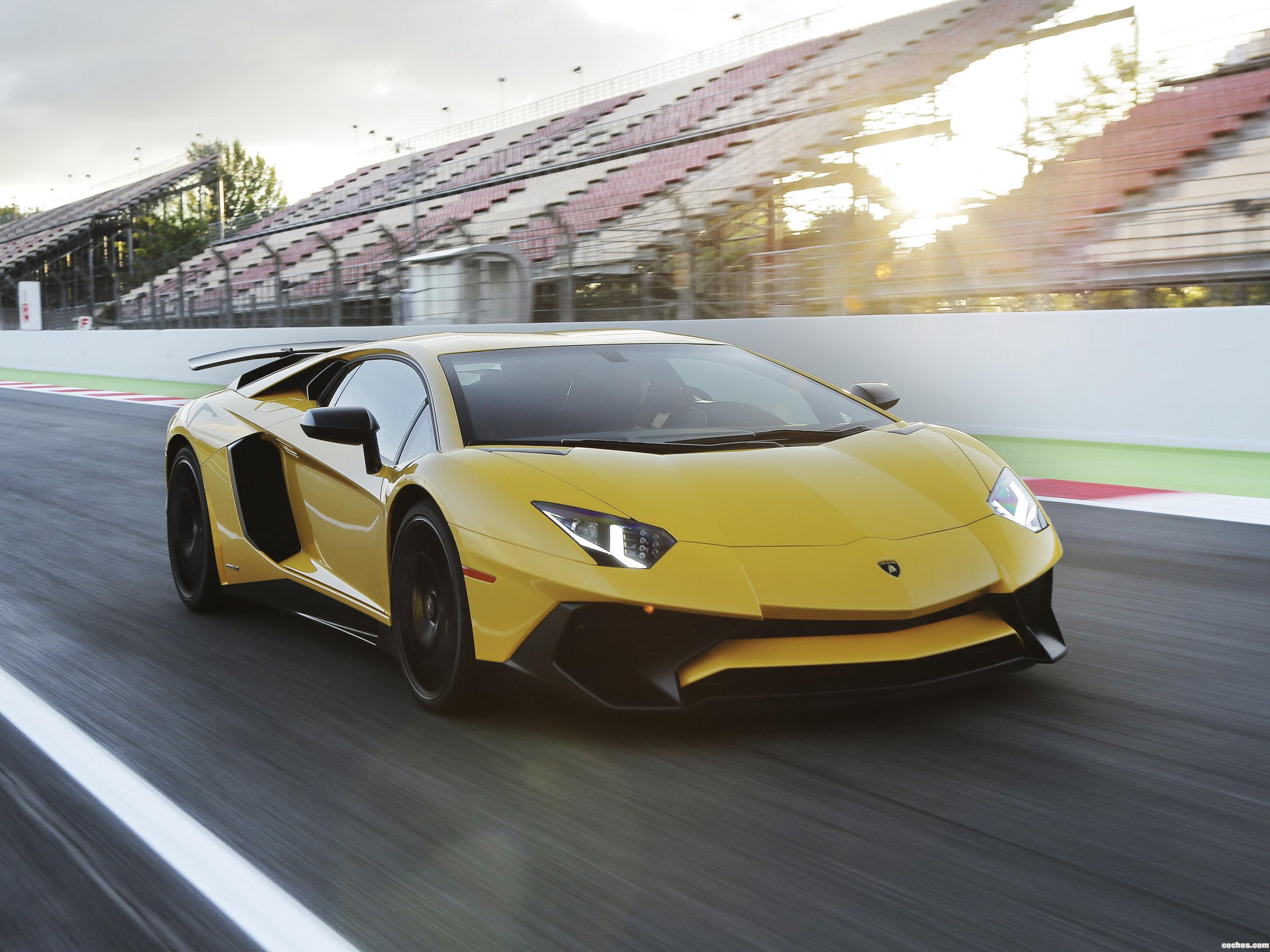 Foto 0 de Lamborghini Aventador LP750-4 Superveloce USA 2015