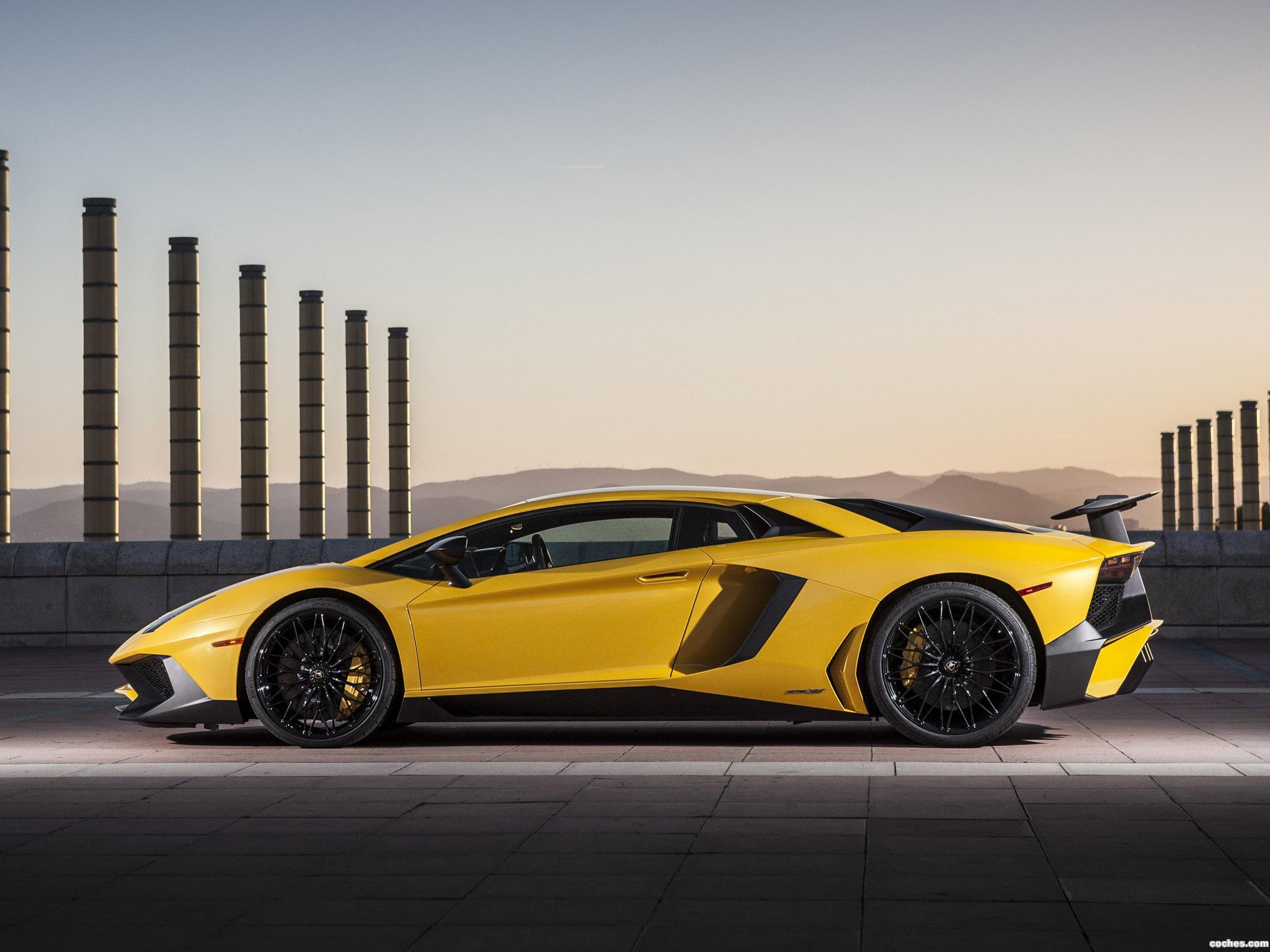 Foto 17 de Lamborghini Aventador LP750-4 Superveloce USA 2015