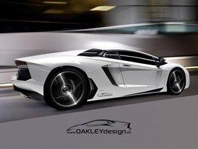 Ver foto 2 de Lamborghini Aventador LP760-2 Oakley Design 2011