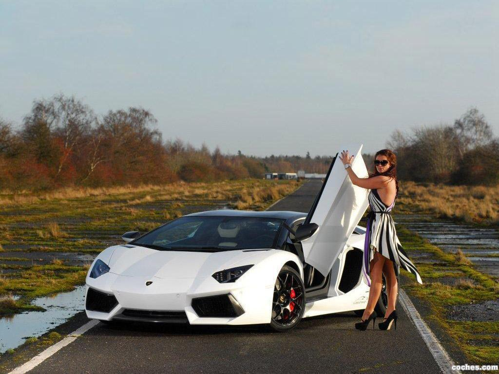 Foto 0 de Lamborghini Aventador LP760-4 Oakley Design Dragon Edition 2012