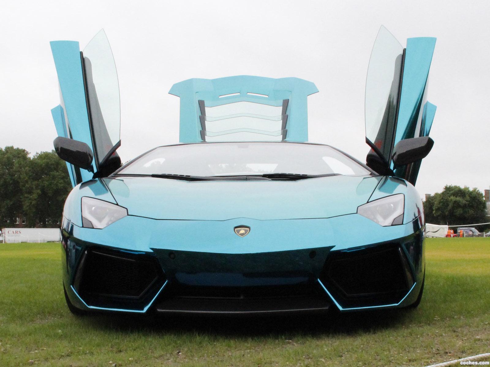 Foto 0 de Lamborghini Aventador Oakley Design LP760-4 Ddragon Edition 2012