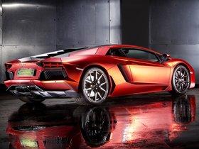 Ver foto 3 de Lamborghini Aventador Print Tech 2013