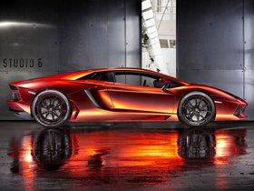 Ver foto 2 de Lamborghini Aventador Print Tech 2013
