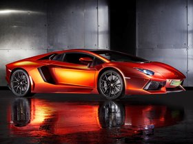 Ver foto 1 de Lamborghini Aventador Print Tech 2013