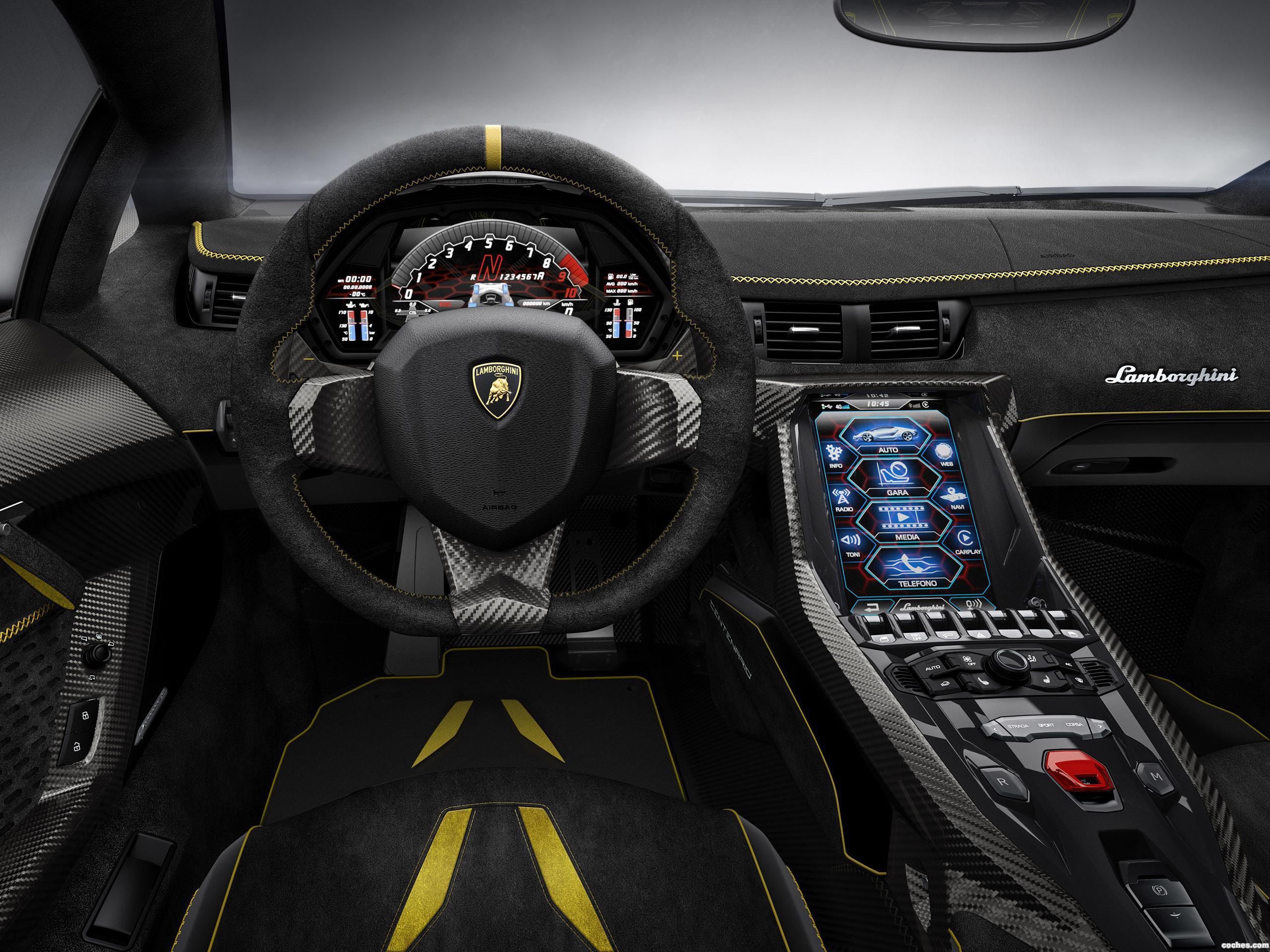 Foto 8 de Lamborghini Centenario Coupe 2016