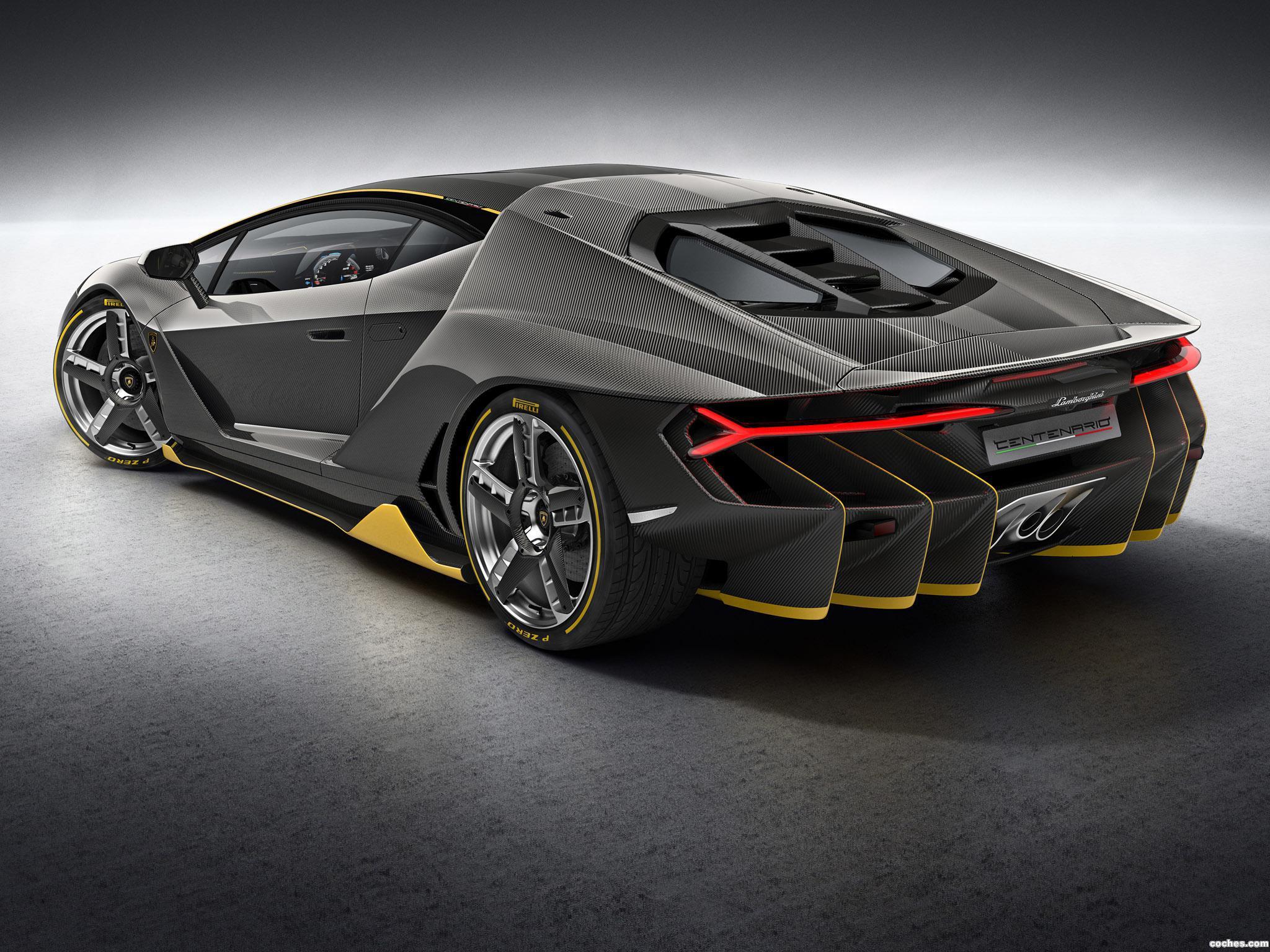 Foto 6 de Lamborghini Centenario Coupe 2016