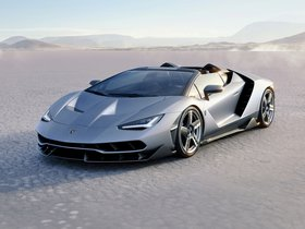 Ver foto 7 de Lamborghini Centenario Roadster 2016