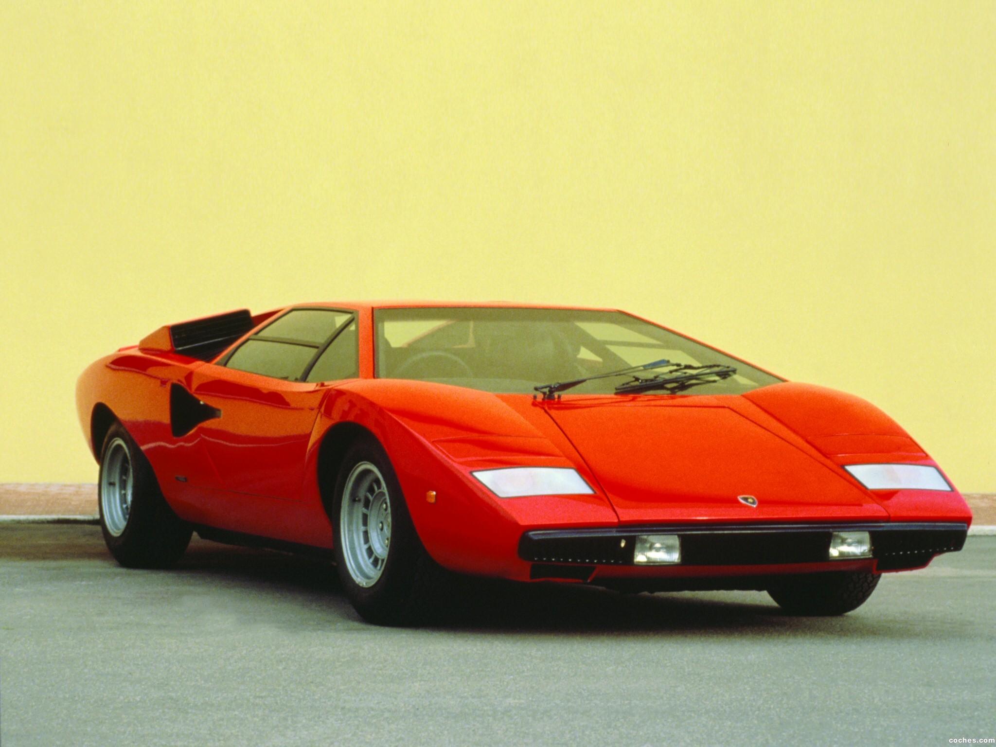 Foto 0 de Lamborghini Countach 1973