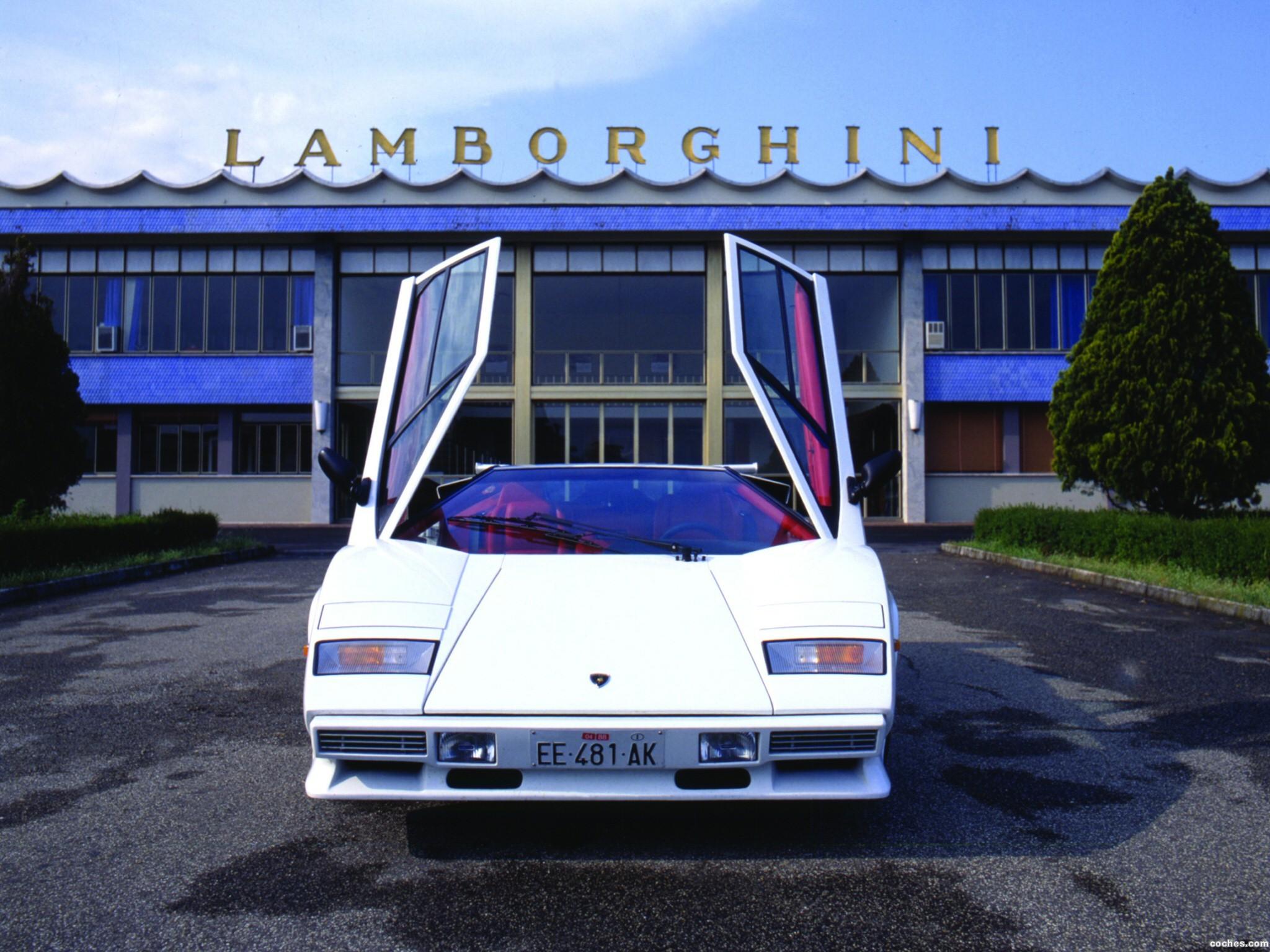 Foto 0 de Lamborghini Countach 1985
