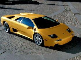 Fotos de Lamborghini Diablo 1990