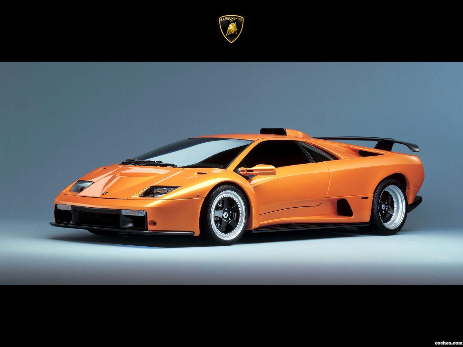 Foto 0 de Lamborghini Diablo GT 1999