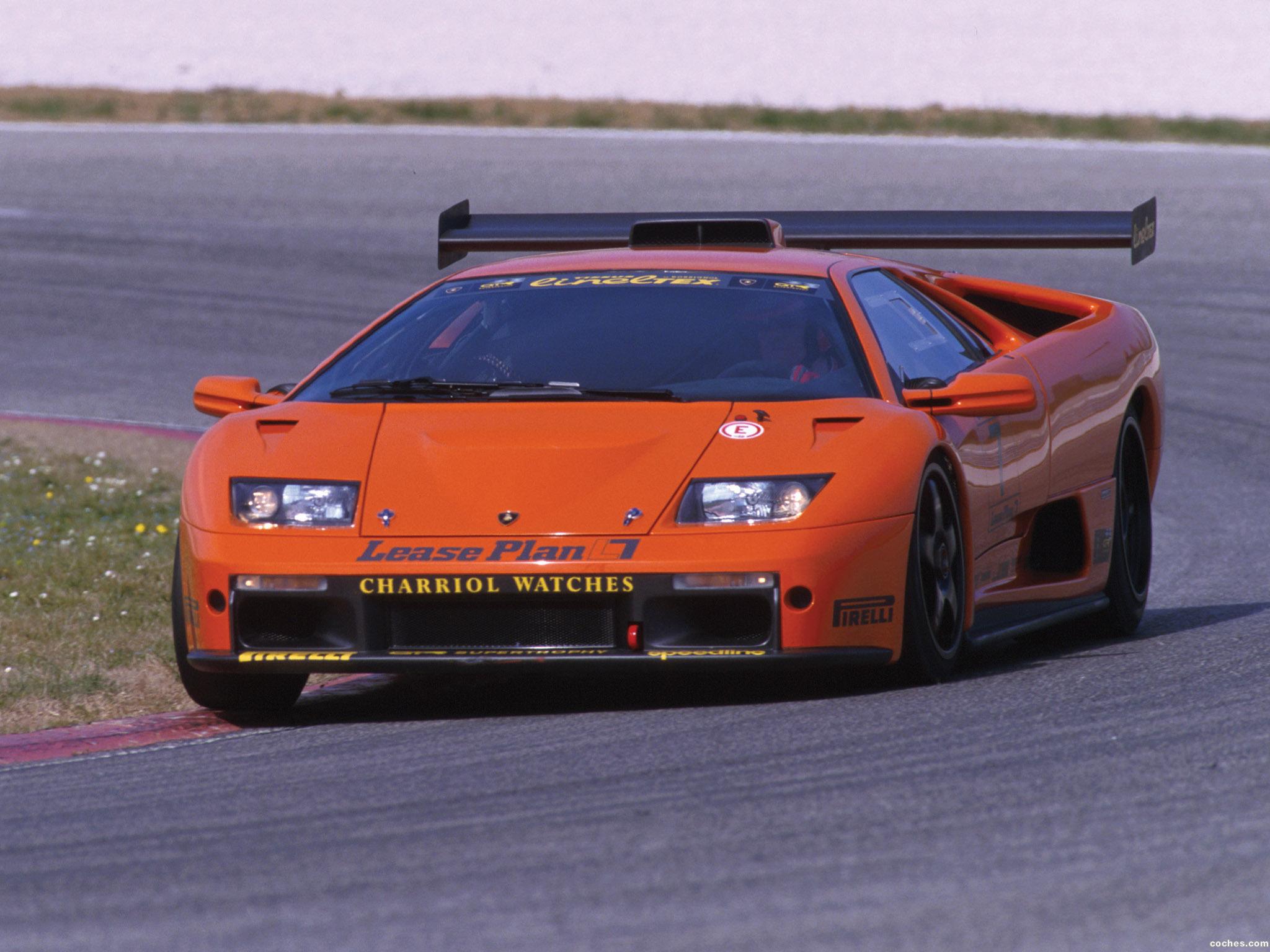 Foto 0 de Lamborghini Diablo GTR 1999