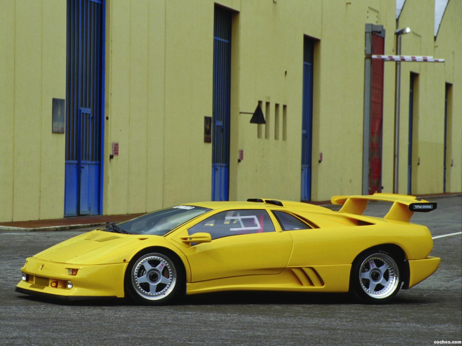 Foto 0 de Lamborghini Diablo Jota 1995