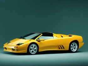 Ver foto 5 de Lamborghini Diablo Roadster 1996
