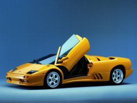 Fotos de Lamborghini Diablo Roadster 1996